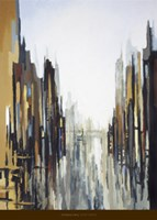 Urban Abstract No. 141 Fine Art Print