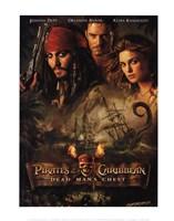 Pirates of the Caribbean: Dead Man's Chest Fine Art Print