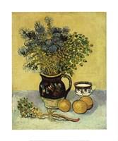 "Still Life, 1888 by Vincent Van Gogh, 1888 - 20"" x 24"""