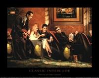 Classic Interlude Fine Art Print