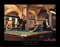 """Game of Fate by Chris Consani - 14"""" x 11"""""""