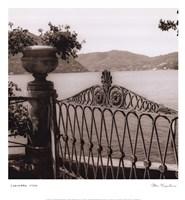 Cernobbio Vista Fine Art Print