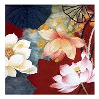 Lotus Dream I Fine Art Print