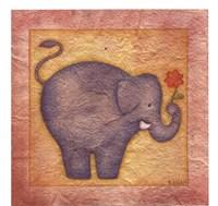 """11"""" x 11"""" Elephant Pictures"""