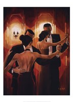 "Tango Shop II by Trish Biddle - 20"" x 28"""