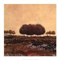 Oak Trees Fine Art Print