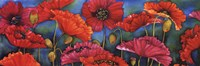 Poppy Parade Fine Art Print
