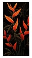 """Sunburst Blossoms by Yvette St. Amant - 23"""" x 39"""""""