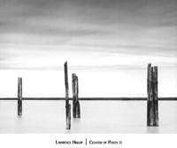 Cluster of Posts II Fine Art Print