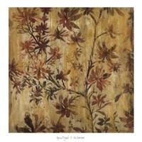 """Tropical Nights by Liz Jardine - 40"""" x 40"""""""