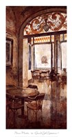 Grand Cafe Cappuccino I Fine Art Print