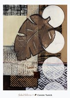 """Global Patterns II by Connie Tunick - 20"""" x 28"""", FulcrumGallery.com brand"""