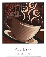French Roast Fine Art Print