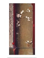 Blossom Tapestry I Fine Art Print