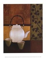 Sakura Tea II Fine Art Print
