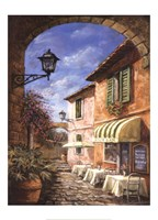 "Through the Archway by Malcolm Surridge - 20"" x 28"""