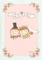 Anniversary Wedding Greeting Card