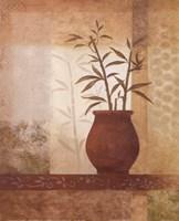 Bamboo Shadow II Fine Art Print