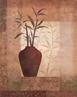 Bamboo Shadow I Fine Art Print
