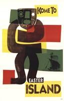 Easter Island Fine Art Print