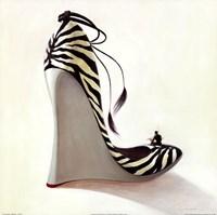 "Highheels - Coolness by Inna Panasenko - 20"" x 20"""