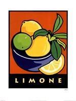 """Limone by Angela Ferrante - 24"""" x 32"""""""