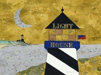 """Keep Light Burning by Angela Ferrante - 16"""" x 12"""""""