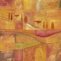 "… Bei Sugheri by Angela Ferrante - 28"" x 28"""