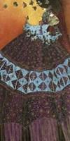 Melodie Pour Un Papillon Fine Art Print