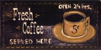 Coffee Fine Art Print