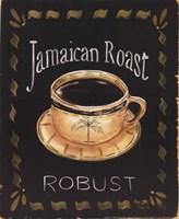 Jamaican Roast Framed Print