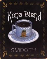 Kona Blend Fine Art Print