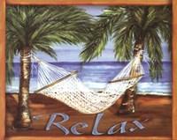 """Relax by Grace Pullen - 10"""" x 8"""""""