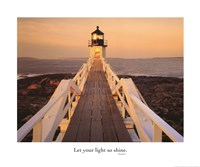 Let Your Light So Shine Fine Art Print