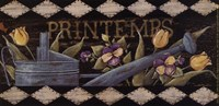 """Printemps by Jo Moulton - 7"""" x 4"""""""