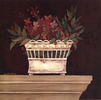 "Vintage Gatherings I by Jo Moulton - 12"" x 12"""