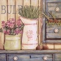 """Bulbs by Jo Moulton - 12"""" x 12"""""""