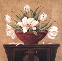 Zen Tulips Fine Art Print