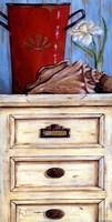 """Cape Red II by Jo Moulton - 8"""" x 16"""""""