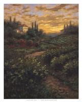 """Italian Sky by Jon McNaughton - 24"""" x 30"""""""