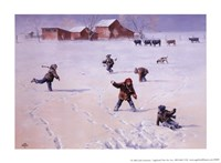Cold War Fine Art Print