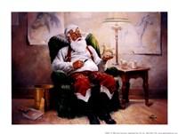 "Horse Whittler by Jack Sorenson - 8"" x 6"""