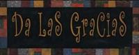 """Da Las Gracias by Kim Klassen - 20"""" x 8"""""""
