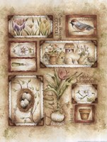 Spring Sampler Fine Art Print