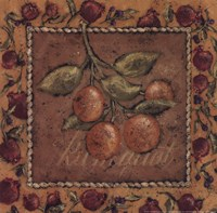 Kumquat Fine Art Print