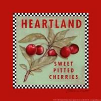 """Heartland by Stephanie Marrott - 8"""" x 8"""", FulcrumGallery.com brand"""