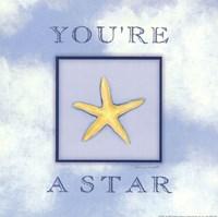 """You're A Star by Stephanie Marrott - 8"""" x 8"""" - $9.49"""