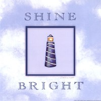 "Shine Bright by Stephanie Marrott - 8"" x 8"""