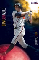 Jeff Francoeur Wall Poster