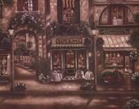 Gourmet Shoppes II Fine Art Print